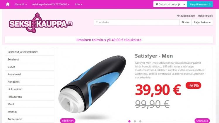 Seksikauppa.fi