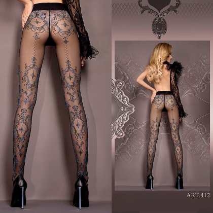 Ballerina - Sensuelle Tights, 412