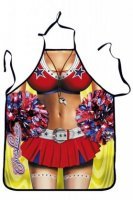 Cheerleader printtiessu