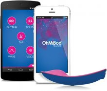 OhMiBod BlueMotion Klitoriskiihotin