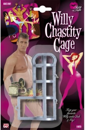 """""Willy Chastity Cage"""" Vooruse puur"